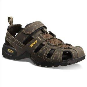 TEVA Men's  Forebay Sandal Size 10